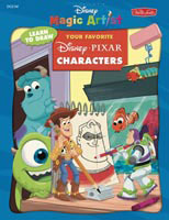 Learn to Draw Your Favorite Disney/Pixar Characters Book