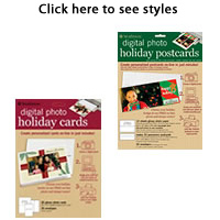 Strathmore Digital Holiday Postcard Kits